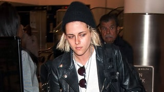 Kristen Stewart's Hair is Platinum Blonde Now