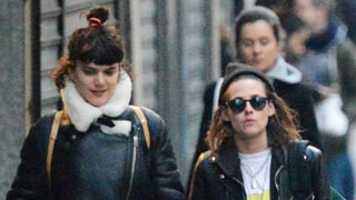 Kristen Stewart Holds Hands With Rumored Girlfriend SoKo