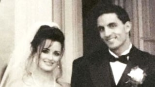 See 'Real Housewives of Beverly Hills' Star Kyle Richards' Wedding Dress in All Its '90s Glory!