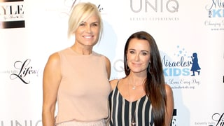"Kyle Richards: Yolanda Foster Has ""Been Suffering for So Long"""