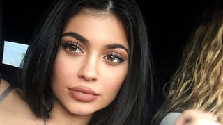 Kylie Jenner Turned Her Nails Into Lip Kit Ads for Her Popular Lip Kits: See Her Nail Art
