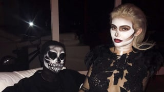 Kylie Jenner and Tyga, Skeletons