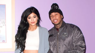 Kylie Jenner and Tyga Step Out on Dinner Date After Busy Thanksgiving Celebration