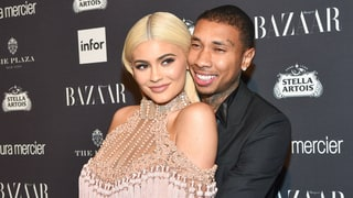 Kylie Jenner Poses Topless With Shirtless Tyga as She Wishes Him a Happy Birthday: See the Photos