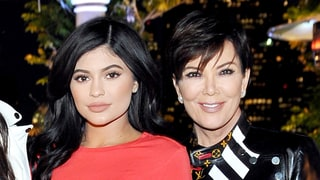 Kylie Jenner Shares Cute Snapchat of Kris Jenner Dancing, Shows Off Huge Gym Closet