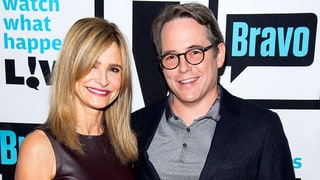 Matthew Broderick and Kyra Sedgwick Reveal They Dated in High School