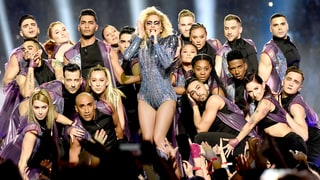One of Lady Gaga's Backup Dancers Tripped and Fell During the Super Bowl Halftime Show — And It Almost Went Unnoticed!