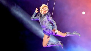 Lady Gaga's Death-Defying Super Bowl Leap Was Prerecorded Prior to Her Halftime Performance