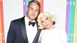Lady Gaga Shares Photo of Ex Taylor Kinney Hanging With Her Mom and Now We're Confused