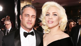 Lady Gaga's Fiance Taylor Kinney Reacts to Her Golden Globes 2016 Win; Plus, She Thanks Him (Finally!)