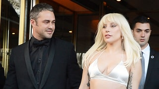 Lady Gaga Gets Support From Fiance Taylor Kinney at Women in Music Luncheon: Pics!