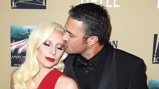 Lady Gaga, Taylor Kinney Pose Naked After Having Sex on Paint Canvas: See the Photo