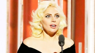 Lady Gaga Wins Acting Golden Globe for 'American Horror Story: Hotel,' Forgets to Thank Fiance Taylor Kinney