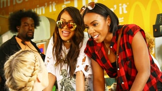 La La Anthony and Kelly Rowland Served McDonald's to Unsuspecting Fans