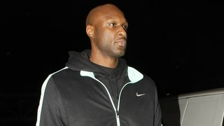 Lamar Odom Arrives in NYC to Surprise Son for His Birthday After Troubling Airplane Incident