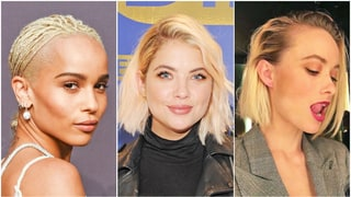 Hollywood Is Having a Major Platinum Blonde Moment