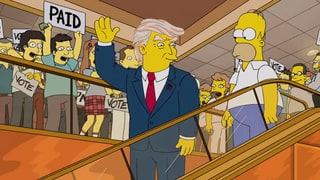 'The Simpsons' to Skewer Trump University on Upcoming Season