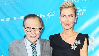 Larry King and Wife Shawn King Address Her Alleged Affair: 'They're Rumors'