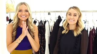 Go Behind the Scenes With Lauren Conrad to See Her Latest Runway Collection