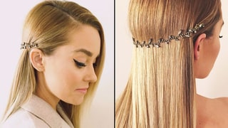 Lauren Conrad's Backwards Headband