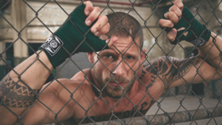 How Matt Lauria Got a Fighter's Body for 'Kingdom'