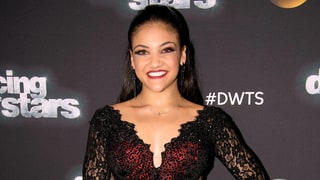 Laurie Hernandez: I'm Getting 'More Nervous' on 'Dancing With the Stars' — But the Olympics Was Worse!