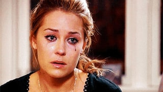 Lauren Conrad Reveals True Story Behind Single Black Tear on 'The Hills'