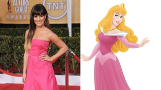 Lea Michele as Aurora