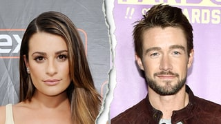 Lea Michele, Robert Buckley Split After Whirlwind Romance