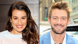Lea Michele: I'm 'Super Happy' With New Boyfriend Robert Buckley