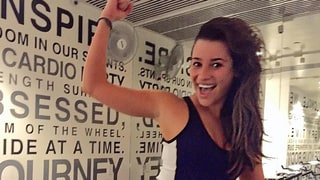 Lea Michele Is Already Working on Her Revenge Body — See How She's Handling Her Split From Matthew Paetz