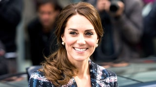 Duchess Kate Just Brought Back That '90s Classic, the Topsy Tail