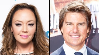 Leah Remini Claims Tom Cruise Pressured Her Over '60 Minutes' Scientology Report