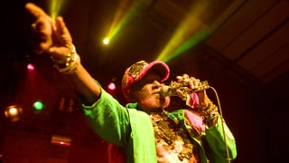 Lee 'Scratch' Perry Reworks Dub Classic 'Super Ape' for New Album