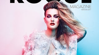 Leighton Meester Stuns on Cover of 'Rogue' Magazine, Reflects on 'Gossip Girl' Days: 'I'm Different' Now