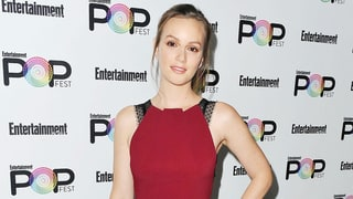 Leighton Meester Is Back on the Red Carpet — And Looking Better Than Ever