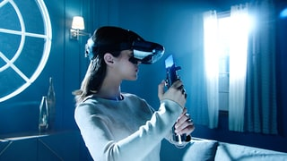 Disney Partners With Lenovo for AR Headset, Star Wars Holochess, Lightsaber Games