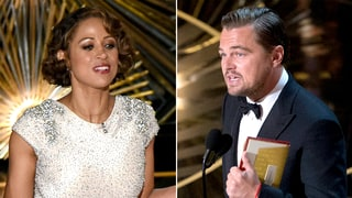 Stacey Dash Rips Leonardo DiCaprio's Oscars 2016 Speech About Global Warming: 'Chicken Little'