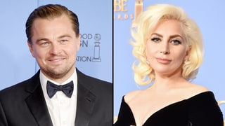 Leonardo DiCaprio and Lady Gaga Bonded, Laughed About Their Viral Golden Globes Moment at Afterparty