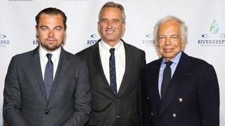 Leonardo DiCaprio Hitches Ride on Private Jet to Accept Environmental Award in New York City, Flies Back to France