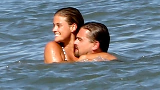 Leonardo DiCaprio Gets Cozy With Girlfriend Nina Agdal as They Kiss on Malibu Beach: Photos