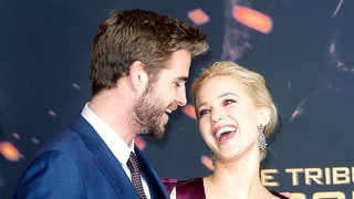 Jennifer Lawrence Admits She's Kissed Liam Hemsworth — Offscreen!