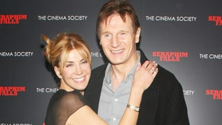 Liam Neeson Says the Late Natasha Richardson Serenaded Him at Their Wedding