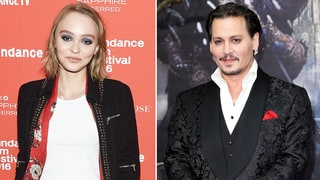 Johnny Depp's Daughter, Lily-Rose, Defends Her 'Loving' Dad: He's 'Nothing But a Wonderful Father'