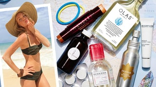 Lindsay Ellingson Never Travels Without These Nine Beauty Products