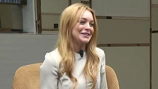 Lindsay Lohan: 'Moving to London Was the Best Thing I've Done for Myself'