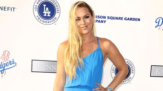 Lindsey Vonn Flashes Her Undies on the Red Carpet