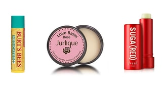 12 Lip Balms to Soothe Dry Lips