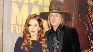 Lisa Marie Presley's Daughters in Protective Care as Husband Investigated for 'Indecent' Child Photos