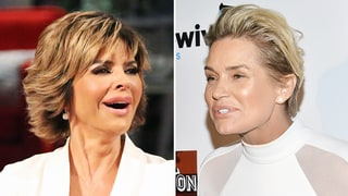 'The Real Housewives of Beverly Hills' Recap: Lisa Rinna Calls Yolanda Foster 'Manipulative,' Says She 'Scares the S--t Out of Me'